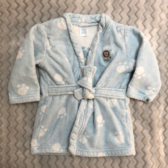 3/$25 Carter's Baby Bathrobe